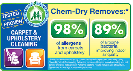 Upholstery Cleaning From Clawson Chem-Dry Helps Create A Healthier Home & Improve Air Quality