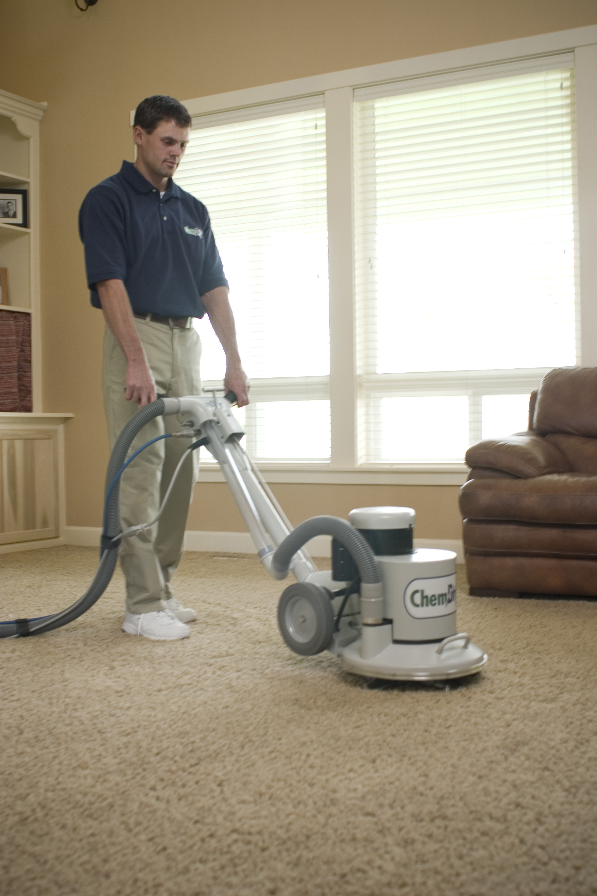 Clawson Chem-Dry provides professional carpet cleaning in Odenton